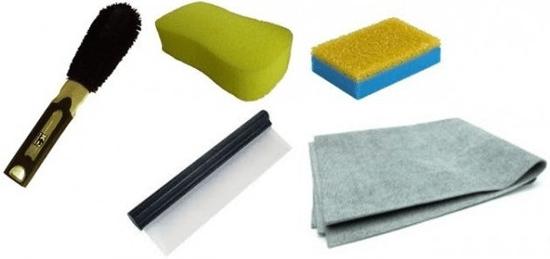 K2 set sredstava za čišćenje automobila Hobby SUPPORT