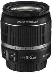 Canon Objektiv EF 18-55mm 3,5-5,6 IS