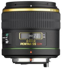 Pentax Objektiv SMC DA* 55 mm f/1,4 SDM