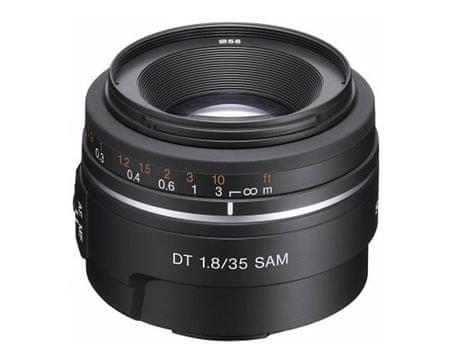 Sony objektiv SAL35F18