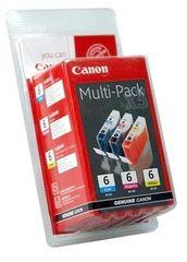 Canon Komplet 3x kartuša BCI-6, Cyan, Magenta, Yellow