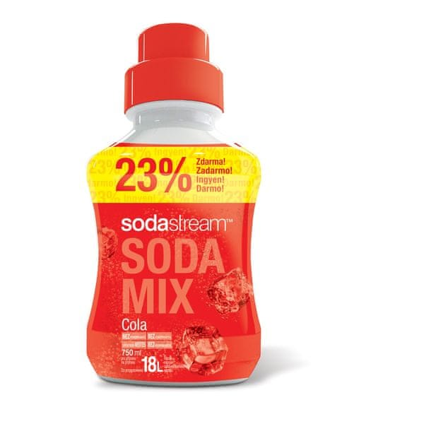 Sodastream Cola 750 ml