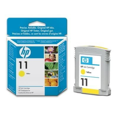 HP Kartuša C4838AE Yellow 28ml #11