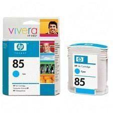 HP tinta C9425A Cyan 28 ml #85