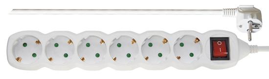 EMOS produžni kabel SHUKO P1622, 2 m