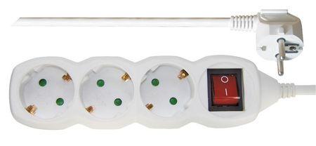EMOS produžni kabel SHUKO P1322, 2 m