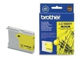 Brother Kartuša Brother LC1000Y yellow