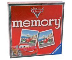 Ravensburger Družabna igra Memory, Avtomobilčki - Cars 2