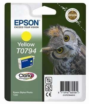 Epson Kartuša EPSON T07944 Yellow
