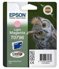 Epson tinta T07964, light magenta