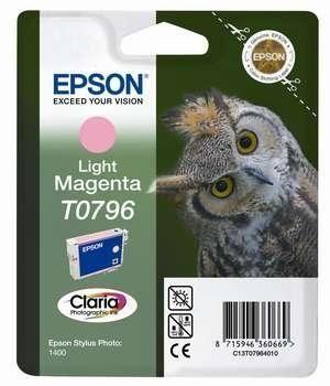 Epson Kartuša EPSON T07964 light magenta