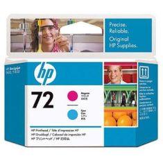 HP Tiskalna glava C9383A cyan in magenta #72