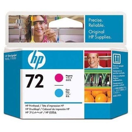 HP glava za ispis  C9383A cyan i magenta boja #72