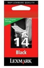 Lexmark Kartuša 18C2090E črna #14