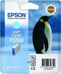 Epson Kartuša Light Cyan T5595