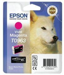 Epson Kartuša T0963 Magenta