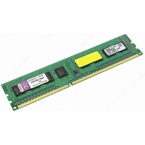 Kingston ValueRAM RAM pomnilnik, 4GB, DDR3 (KVR16N11S8/4)