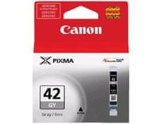 Canon CLI-42 GY (6390B001), šedá
