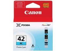 Canon CLI-42 PC (6388B001), foto azurová