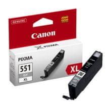 Canon CLI-551 XL GY (6447B001), šedá velká