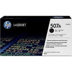 HP toner CE400A, 5.500 strani 507A, črn
