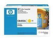 HP toner LaserJet CB402A, 7500 stranica, yellow