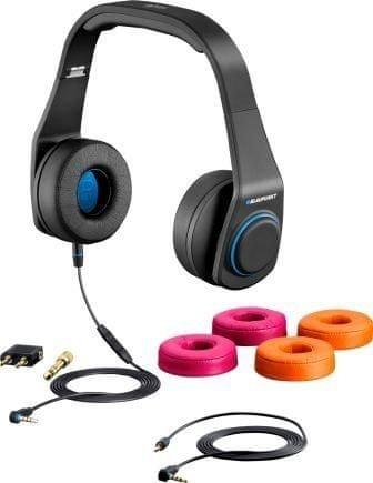 Blaupunkt slušalke Style Black, črne