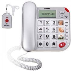 Brondi Vrvični telefon Super Bravo Plus