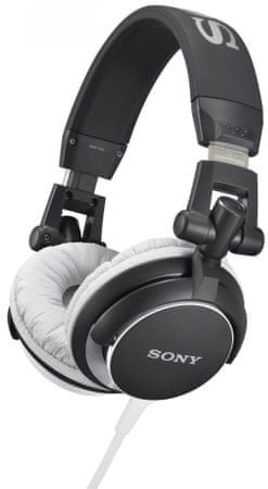 Sony slušalke MDR-V55/B, črne