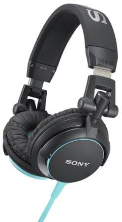 Sony slušalke MDR-V55/l, modre