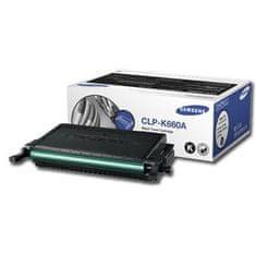 Samsung toner CLP-K660A crni, 2500 stranica
