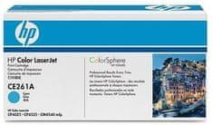 HP Toner CE261A Cyan 11000 strani