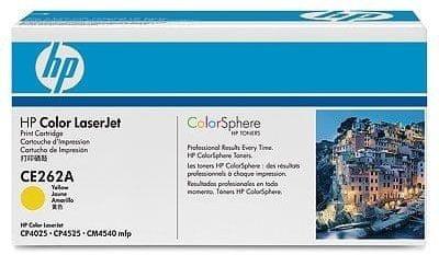 HP Toner CE262A Yellow 11000 strani