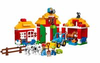 LEGO DUPLO 10525 Wielka Farma