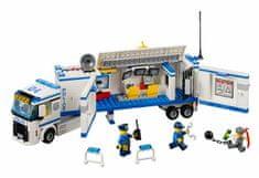 LEGO CITY Mobilna jednostka policji 60044