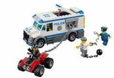 LEGO® City 60043 Furgonetka policyjna