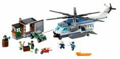 LEGO® CITY Helikopterski nadzor