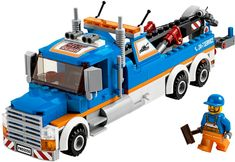 LEGO® City 60056 Samochód pomocy drogowej