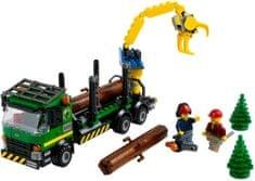 LEGO® City 60059 Ciężarówka do przewozu drewna