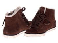 Diesel BEACH PIT_T2154_aw Női magasított szárú cipő, barna, 37