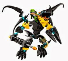 Lego Hero Factory: Flyer pošast napada Breeza 44020
