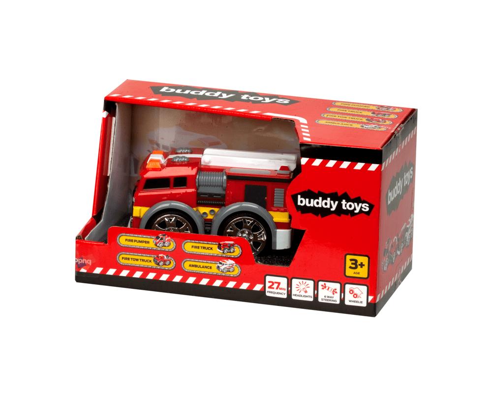Buddy Toys RC Hasiči s žebříkem BRC 00110