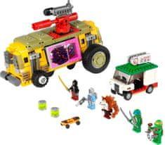 LEGO® Turtles 79104 Pościg uliczny