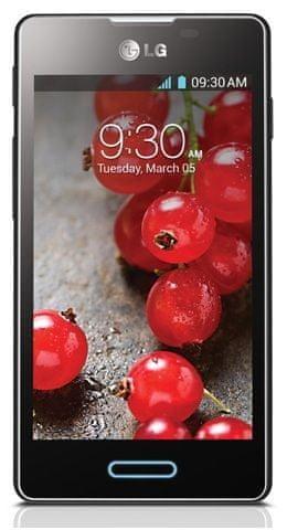 LG GSM telefon Optimus L5 II, črn