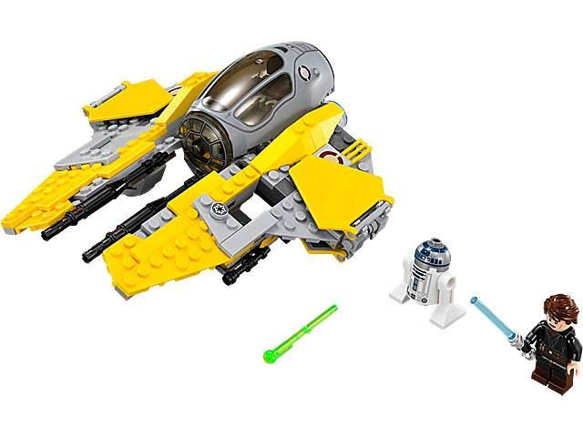 LEGO® Star Wars 75038 Jedi Interceptor
