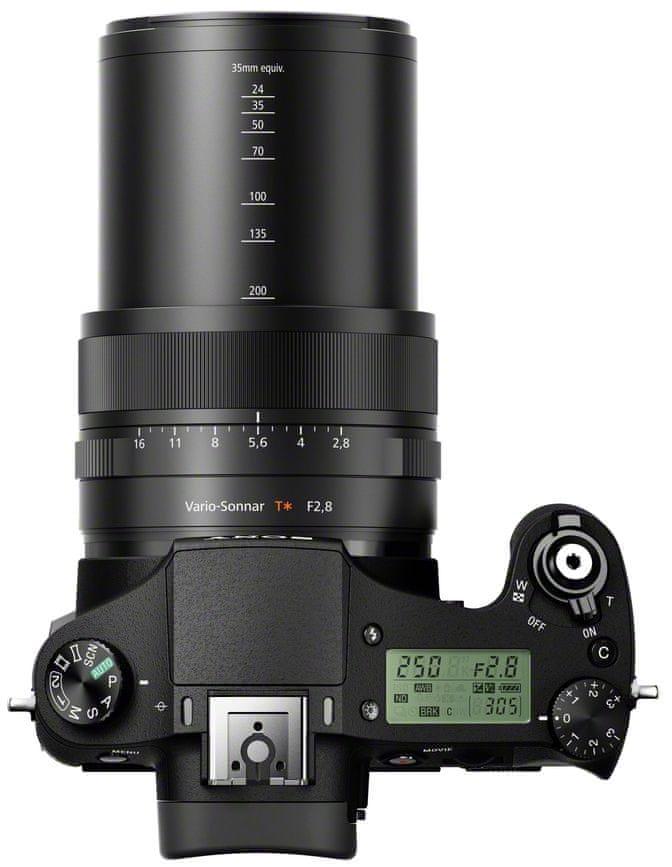 Sony CyberShot DSC-RX10 (DSCRX10.CE3) - zánovní