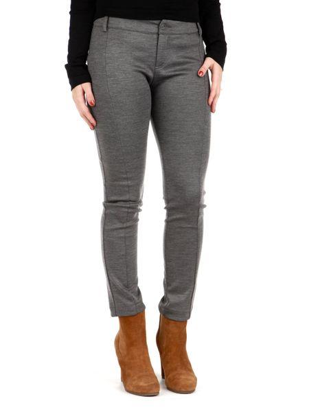 Guess dámské kalhoty 40 šedá