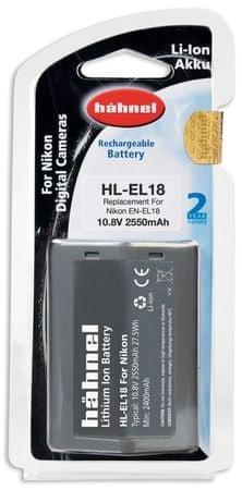 Hähnel Baterija Li-Ion Hahnel EN-EL18 (HL-EL18)