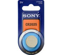 SONY bateria CR2025 (CR2025B1A)