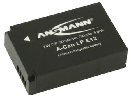 Ansmann Baterija A-Can LP-E12 (za Canon)